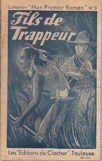 Fils de trappeur - Edward E. Ellis - Livre