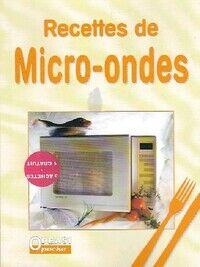 Recettes de micro-ondes - Monique Lansard - Livre