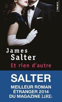Et rien d'autre - James Salter - Livre