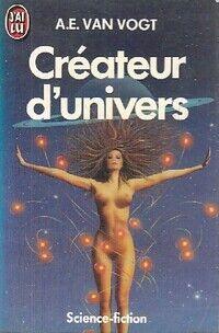 Créateur d'univers - Alfred Elton Van Vogt - Livre