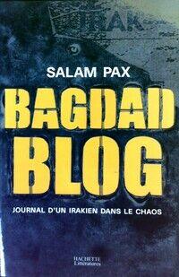 Bagdad Blog - Salam Pax - Livre