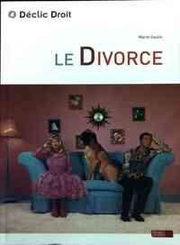 Le divorce - Marie Saulis - Livre