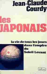 Les japonais - Jean-Claude Courdy - Livre