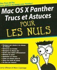 Mac OS X Panther truc et astuces - Larry Ullman - Livre