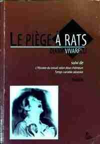 Le piège à rats - Diana Vivarelli - Livre