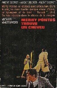 Merry Pontus trouve un cheveu - Michael Maltravers - Livre