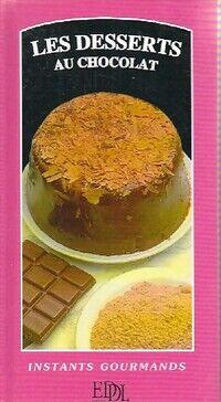 Les desserts au chocolat - Ghislaine Deleau - Livre
