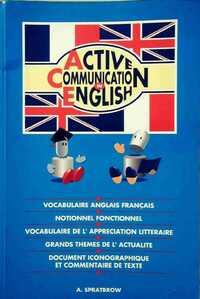 Active communication in English - Annie Spratbrow - Livre