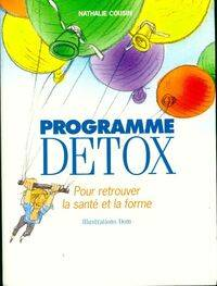 Programme détox - Nathalie Cousin - Livre