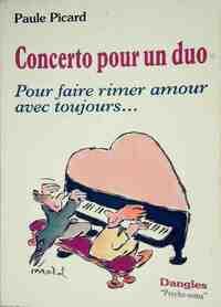Concerto pour un duo - Paule Picard - Livre