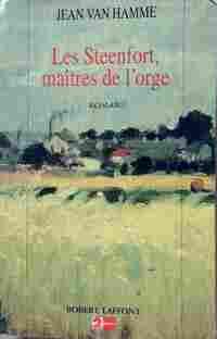 Les Steenfort, maîtres de l'orge - Jean Van Hamme - Livre