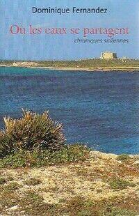 Où les eaux se partagent - Dominique Fernandez - Livre