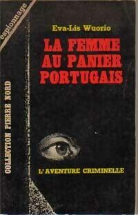 La femme au panier portugais - Eva-Lis Wuorio - Livre