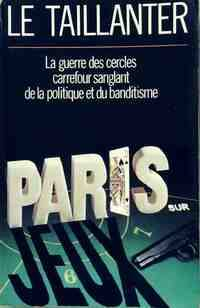Paris-sur-jeux - Roger Le Taillanter - Livre