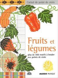 Fruits et légumes - Marie-Anne Réthoret-Mélin - Livre