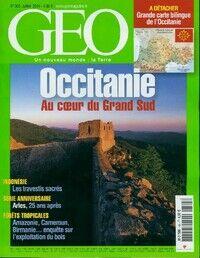 Géo n°305 : Occitanie, au coeur du Grand Sud - Collectif - Livre