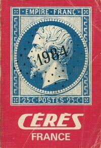 Catalogue Cérès France 1984 - XXX - Livre