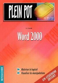 Word 2000 - Jean-claude Arnoldi - Livre
