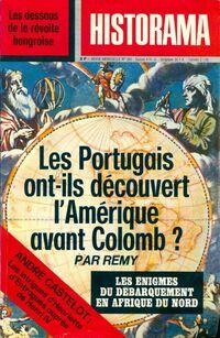 Historama n°291 : Les portugais ont-il découvert l'Amérique avant Colomb ? - Collectif - Livre
