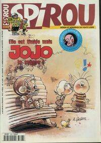 Spirou n°3308 : Elle ést timide mais Jojo - Collectif - Livre