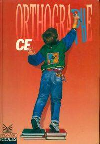 Orthographe CE - Yves Martinez - Livre
