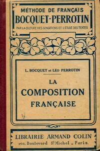 La composition française - Léon Bocquet - Livre
