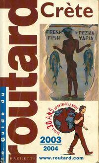 Crète 2003-2004 - Collectif - Livre