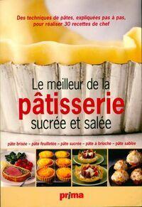 Le meilleur de la pâtisserie sucrée et salée - Michel Roux - Livre