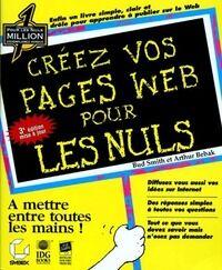 Créez vos pages web pour les Nuls - Collectif - Livre