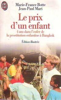 Le prix d'un enfant - Jean-Paul Mari - Livre