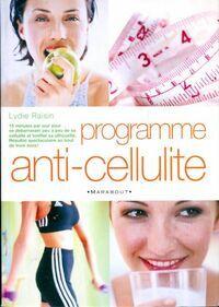 Programme anti-cellulite - Lydie Raisin - Livre