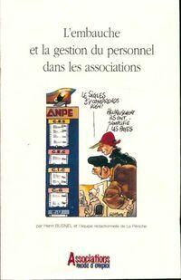 L'embauche et la gestion du personnel dans les associations - Henri Busnel - Livre