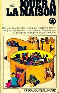 Jouer à la maison - Maurice Pipard - Livre