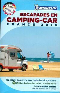 Escapades en camping-car france 2010 - Collectif - Livre