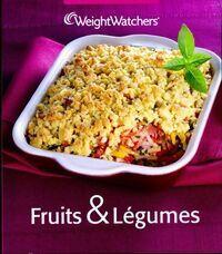 Fruits & légumes - Weight Watchers - Livre