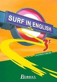 Surf in english Anglais 3e - Catherine Azoulay - Livre