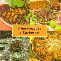 Pique-niques et barbecues - Jenny Stacey - Livre