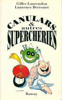 Canulars & autres supercheries - Laurence Laurendon - Livre