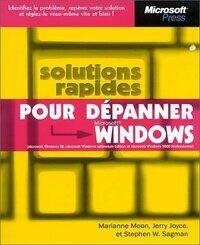 Microsoft Solutions rapides pour dépanner Microsoft Windows - Stephen W. Joyce - Livre