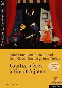 Courtes pièces à lire et à jouer - Roland Dubillard - Livre