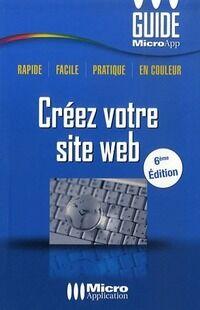 Créez votre site web - Karine Warbesson - Livre
