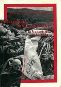 Un génocide sans importance. La françafrique au Rwanda - Jean-Paul Gouteux - Livre