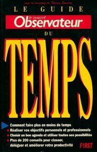 Le guide Nouvel Observateur du temps - Thierry Souccar - Livre