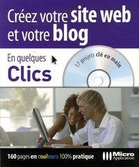 Créez votre site web et votre blog - Alexandre Boni - Livre