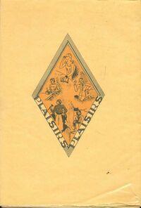 Plaisirs - A. Antoine - Livre