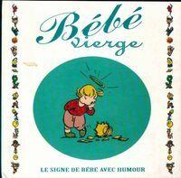 Bébé vierge - Goupil - Livre
