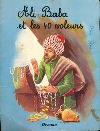 Ali baba et les 40 voleurs - Collectif - Livre