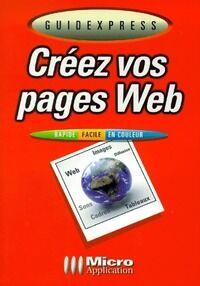 Créez vos pages web - Rainer Werle - Livre