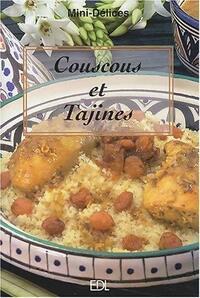 Couscous et tajines - Daniel Bellahsen - Livre