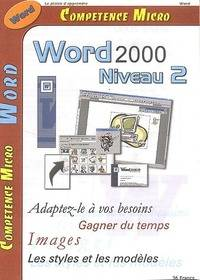 Word 2000 niveau 2 - Peter Franck - Livre